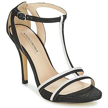 Παπούτσια Γυναίκα Σανδάλια / Πέδιλα Menbur LOJA Black