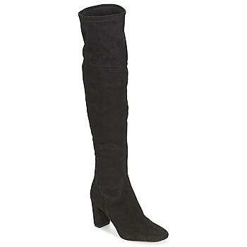 Παπούτσια Γυναίκα Ψηλές μπότες Bocage FLORIAN Black