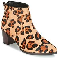 Παπούτσια Γυναίκα Μποτίνια Bocage MELODY Leopard
