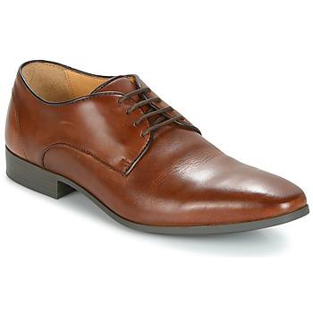 Παπούτσια Άνδρας Derby Bocage MERCI Cognac