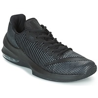 Παπούτσια Άνδρας Basketball Nike AIR MAX INFURIATE 2 LOW Black
