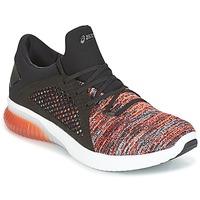 Παπούτσια Άνδρας Χαμηλά Sneakers Asics KENUN KNIT Orange / Black