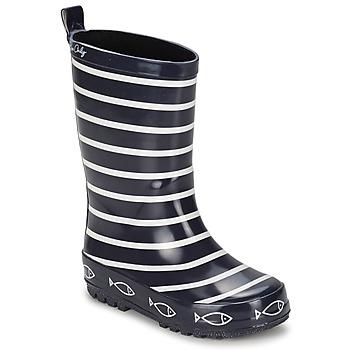 Παπούτσια Παιδί Μπότες βροχής Be Only TIMOUSS MARINE