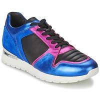 Παπούτσια Γυναίκα Χαμηλά Sneakers Bikkembergs KATE 420 Μπλέ / Fushia