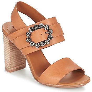 Παπούτσια Γυναίκα Σανδάλια / Πέδιλα See by Chloé SB30123 Camel