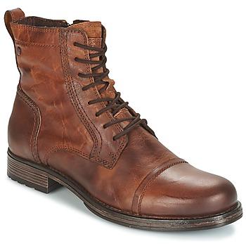 Παπούτσια Άνδρας Μπότες Jack & Jones RISSOL Brown