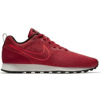 Παπούτσια Άνδρας Χαμηλά Sneakers Nike Men's  MD Runner 2 ENG Mesh Shoe ROJO