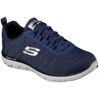 Παπούτσια Άνδρας Χαμηλά Sneakers Skechers Flex Advantage 2.0 - Chillston AZUL