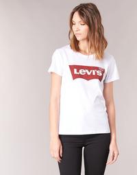 Υφασμάτινα Γυναίκα T-shirt με κοντά μανίκια Levi's THE PERFECT TEE Άσπρο