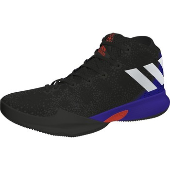 Παπούτσια Παιδί Ψηλά Sneakers adidas Originals CRAZY HEAT J NEGRO