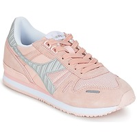 Παπούτσια Γυναίκα Χαμηλά Sneakers Diadora TITAN II W Ροζ
