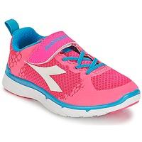 Παπούτσια Κορίτσι Χαμηλά Sneakers Diadora NJ-303-1 JR ροζ