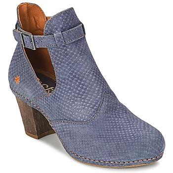 Παπούτσια Γυναίκα Μποτίνια Art IMEET BO μπλέ