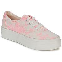 Παπούτσια Γυναίκα Χαμηλά Sneakers Coolway DODO ροζ
