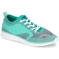 Παπούτσια Γυναίκα Χαμηλά Sneakers Kangaroos K-LIGHT 8004 Turquoise