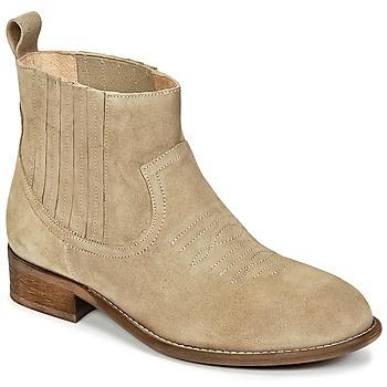 Παπούτσια Κορίτσι Μπότες Young Elegant People DEBBYM Beige