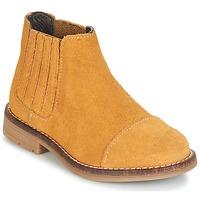 Παπούτσια Κορίτσι Μπότες Young Elegant People FILICIAL Camel