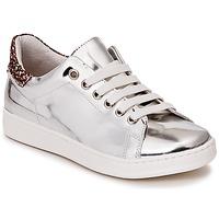 Παπούτσια Κορίτσι Χαμηλά Sneakers Young Elegant People EDENIL Silver