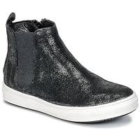 Παπούτσια Κορίτσι Μπότες Young Elegant People CLARITAR Black