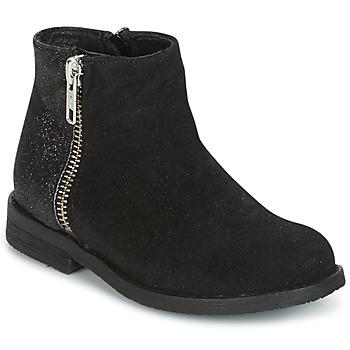 Παπούτσια Κορίτσι Μπότες Young Elegant People FABIOLAD Black