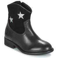 Παπούτσια Κορίτσι Μπότες Young Elegant People FARAHI Black