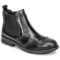 Παπούτσια Κορίτσι Μπότες Young Elegant People JOSEPHI Black