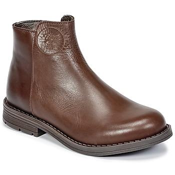 Παπούτσια Κορίτσι Μπότες Young Elegant People IVONNET Brown