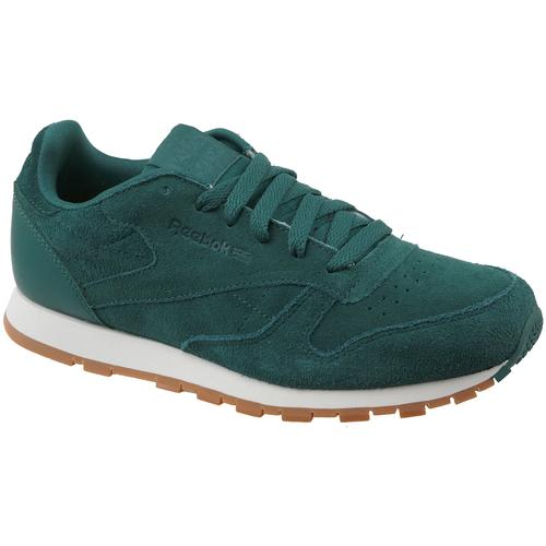 Παπούτσια Παιδί Χαμηλά Sneakers Reebok Sport CL Leather SG Vert