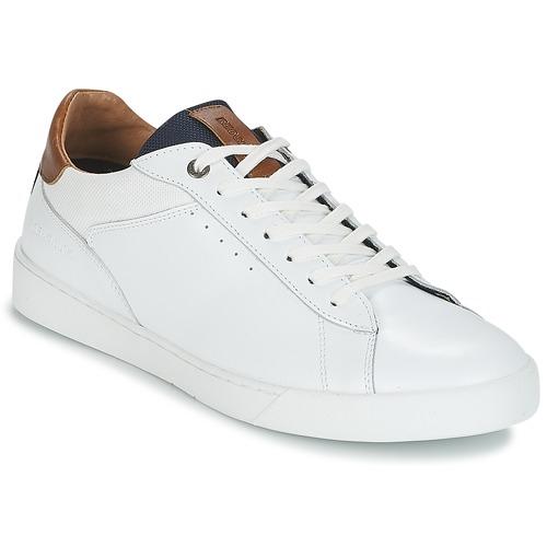 Παπούτσια Άνδρας Χαμηλά Sneakers Redskins AMICAL Άσπρο