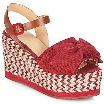 Παπούτσια Γυναίκα Σανδάλια / Πέδιλα Castaner EUCALIPTO Raspberry