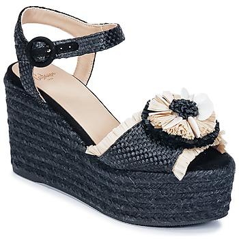 Παπούτσια Γυναίκα Σανδάλια / Πέδιλα Castaner EFEDRA Black