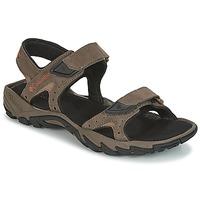 Παπούτσια Άνδρας Σπορ σανδάλια Columbia SANTIAM™ 2 STRAP Brown