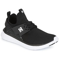 Παπούτσια Άνδρας Χαμηλά Sneakers DC Shoes Meridian M SHOE BKW Black