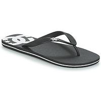 Παπούτσια Άνδρας Σαγιονάρες DC Shoes SPRAY M SNDL BLW Black / Άσπρο