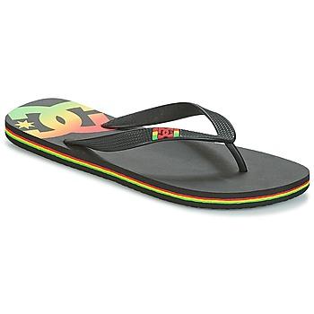 Παπούτσια Άνδρας Σαγιονάρες DC Shoes SPRAY M SNDL RST Black