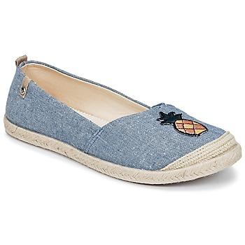 Παπούτσια Γυναίκα Εσπαντρίγια Roxy FLORA II J SHOE CHY Μπλέ
