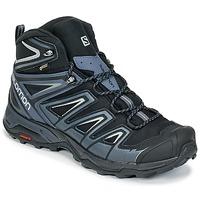 Παπούτσια Άνδρας Πεζοπορίας Salomon X ULTRA 3 MID GTX® Black