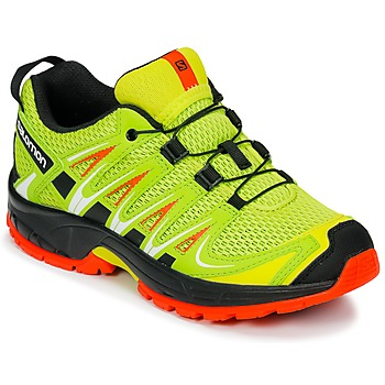 Παπούτσια Παιδί Multisport Salomon XA PRO 3D J Yellow / Black