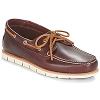 Παπούτσια Άνδρας Boat shoes Timberland TIDELANDS 2 EYE Bordeaux