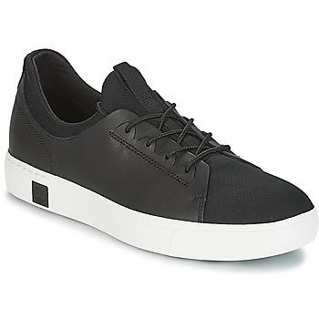 Παπούτσια Άνδρας Χαμηλά Sneakers Timberland AMHERST LTHR LTT SNEAKER Black
