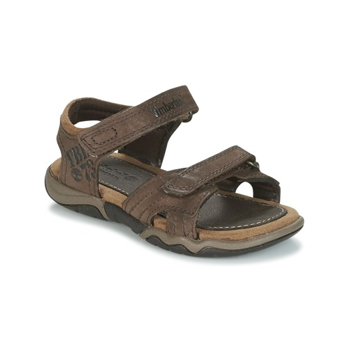 Παπούτσια Παιδί Σπορ σανδάλια Timberland OAK BLUFFS Brown