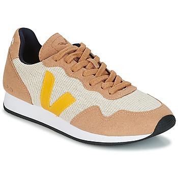 Παπούτσια Γυναίκα Χαμηλά Sneakers Veja SDU Beige / Yellow