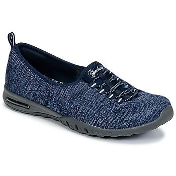 Παπούτσια Γυναίκα Χαμηλά Sneakers Skechers EASY-AIR IN-MY-DREAMS Μπλέ / Marine