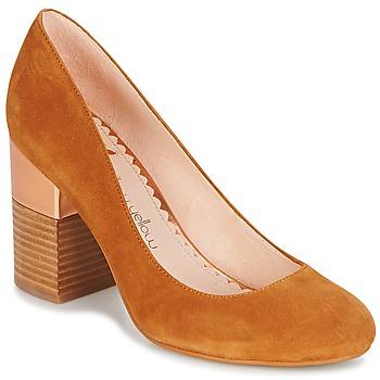 Παπούτσια Γυναίκα Γόβες Mellow Yellow DABOL Camel