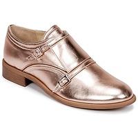 Παπούτσια Γυναίκα Derby Mellow Yellow DOS Ροζ / Χρυσο