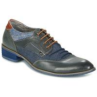 Παπούτσια Άνδρας Derby Kdopa LYON Μπλέ / Camel
