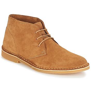 Παπούτσια Άνδρας Μπότες Selected SHH ROYCE LIGHT SUEDE BOOT Brown