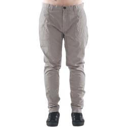 Υφασμάτινα Άνδρας Παντελόνια Chino/Carrot Antony Morato AMT01009 Marrón claro