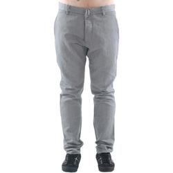 Υφασμάτινα Άνδρας Παντελόνια Chino/Carrot Antony Morato AMT01011 Gris claro