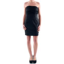Υφασμάτινα Γυναίκα Κοντά Φορέματα Amy Gee AMY04000 Negro